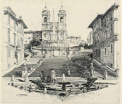 Keats' Home in Rome