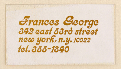 Carnegie Embellishment #151