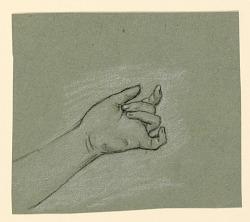 study of wrist and left hand