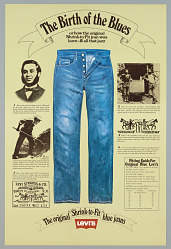 """The Birth of the Blues"" for Levi Strauss"