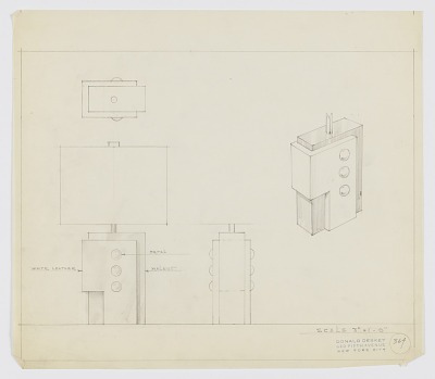 Design for Table Lamp