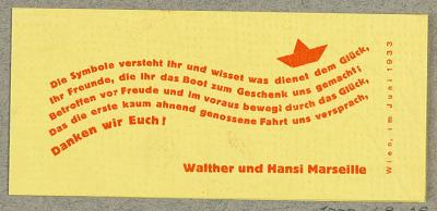Walter und Hansi Marseille