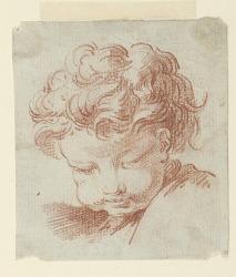 Study of Child's Head