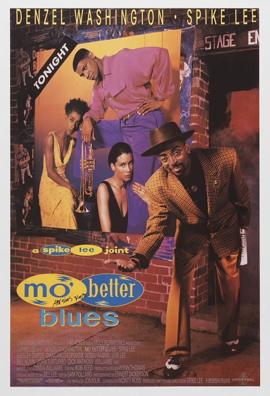 Image 1 for Mo' Better Blues
