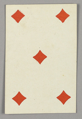 Five of Diamonds from Set of