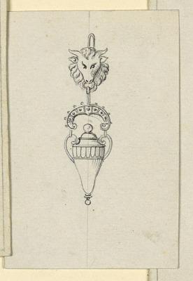 Design for an earring