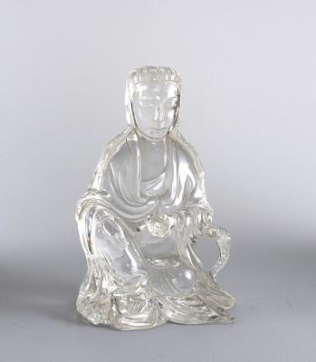 Seated Guanyin (?)