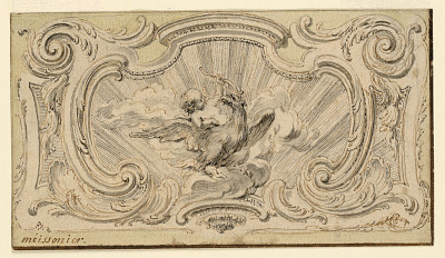 Design for an Ornament Panel