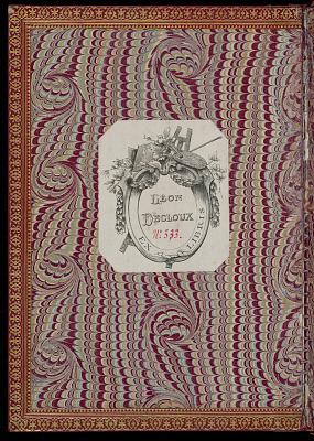 Monilium Bullarum Inauriumque Artificiocissimae Icones, Ioannis Collaert Opus Postremum (Designs for Necklaces, Pendants and Earrings of the Highest Skill, the Final Work by Joannis Collaert)