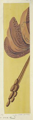 Textile Design: Waldblume (Forest Flower)