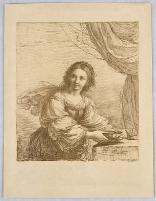 Sophonisba, with a Bowl