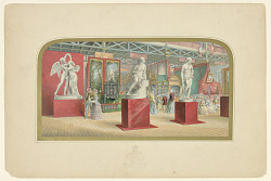"""""""Baxter"""" Print: Gems of the Great Exhibition of 1851, Gem No.1"""
