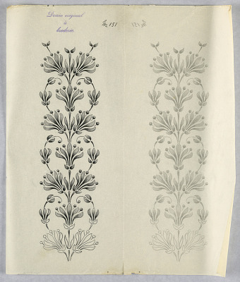 Designs for embroidery