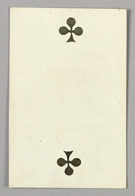 Two of Clubs from Set of