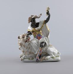 "Allegorical Figure of ""Africa"""