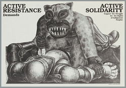 Active Resistance Demands Active Solidarity
