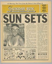 The Sun: Sunday Sun
