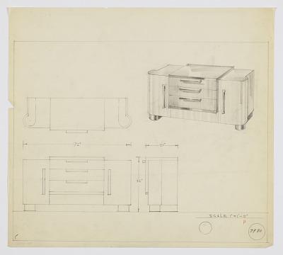Design for Sideboard