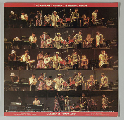 Talking Heads: The Name of this Band is Talking Heads