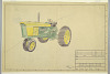 thumbnail for Image 2 - Design for a Tractor