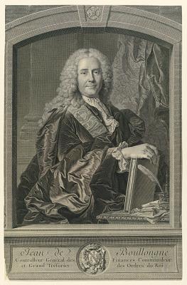 Portrait of Jean de Boullongue
