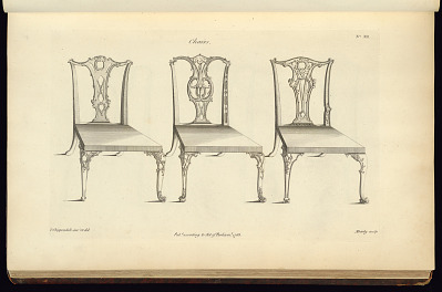 The Gentleman's and Cabinet-Maker's Director