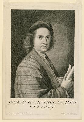 Portrait of Marcantonio Franceschini (1648-1729)