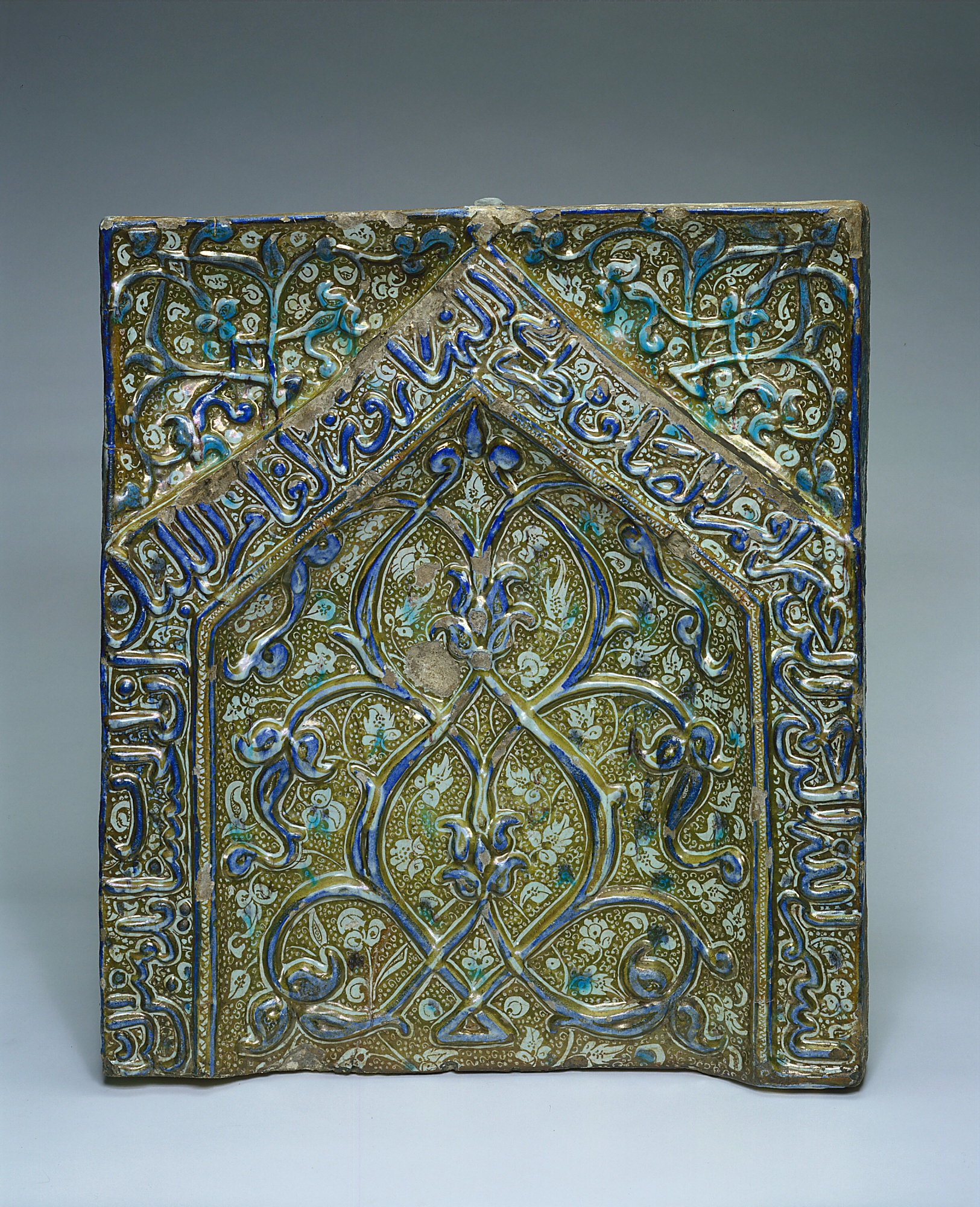 images for Panel from a mihrab