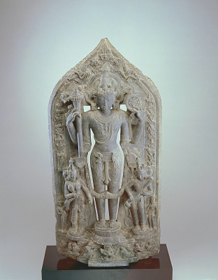 Vishnu with Avatars