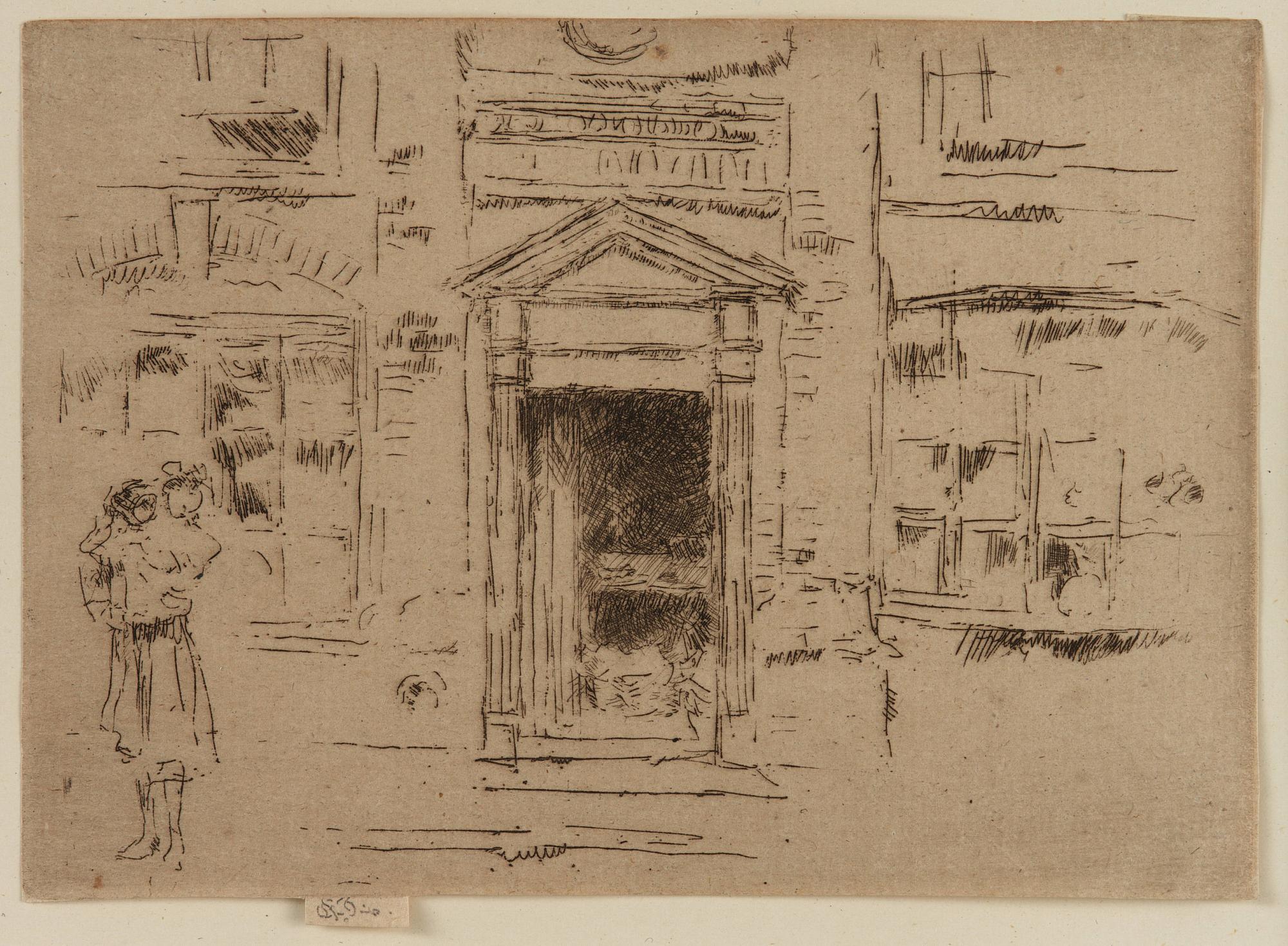 Doorway, Sandwich