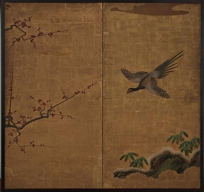Birds in Landscape