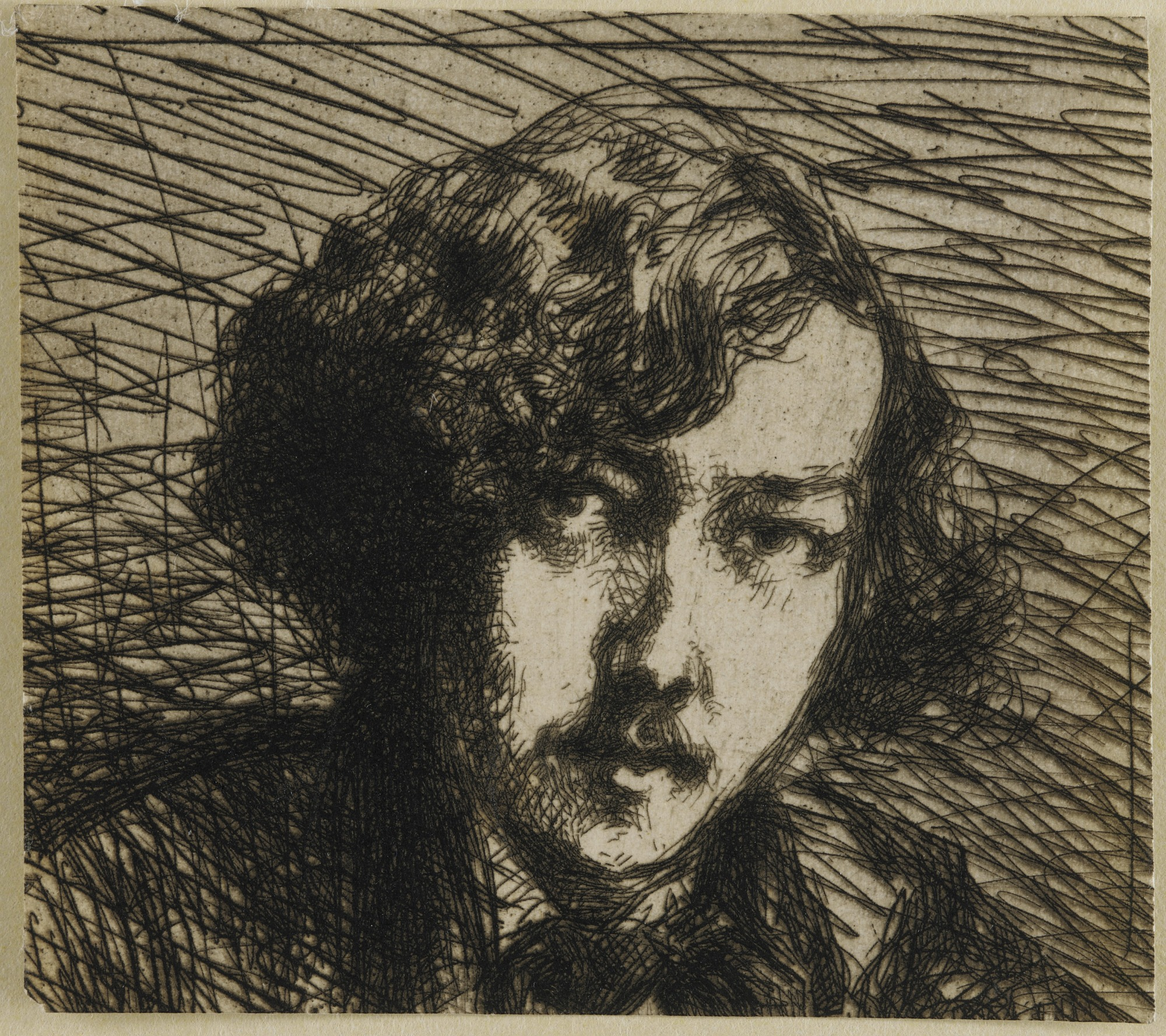 images for Portrait of Whistler
