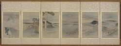 Famous Sites of Edo