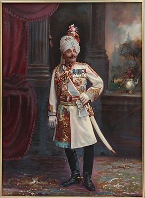 Sir Pratap Singh of Idar