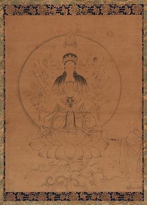 Thousand-armed Thousand-eyed Bodhisattva Avalokiteshvara (Guanyin)