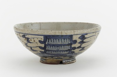Bowl in style of Chinese porcelain