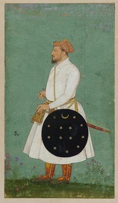 Portrait of Asalat Khan