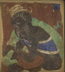 An Ascetic, from Cave 224