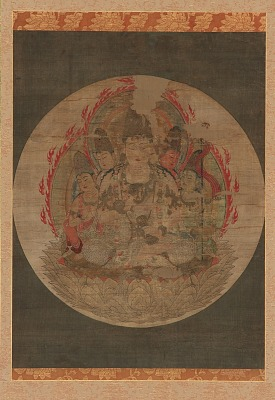 Five Secret Bodhisattvas