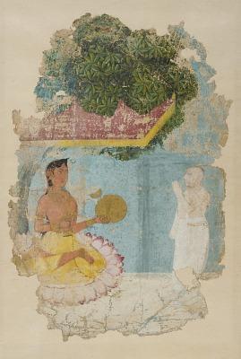 The Gracious manifestation of Devi