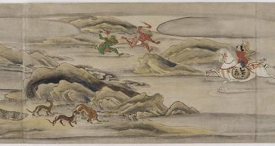 The Illustrated Life of Kobo Daishi (Kukai)