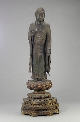 Amitabha (Jap: <em> Amida</em>)