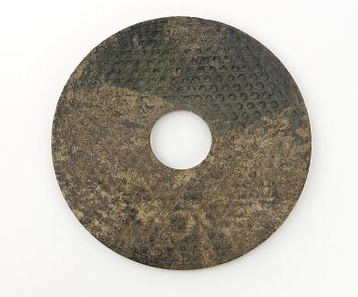 Disk (<em>bi</em>) with knobs