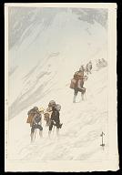 Climbing Snow Valley