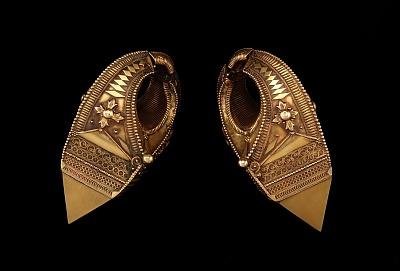 Pair of Kerala earrings