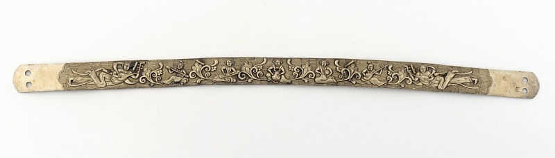 Image for Buddhist circlet for the head of a divinity