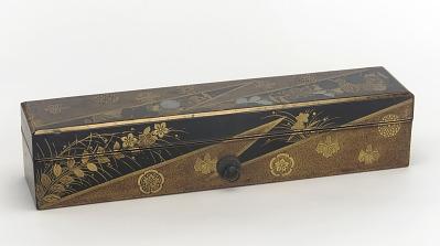 Box for tanzaku