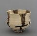 : Satsuma ware tea bowl