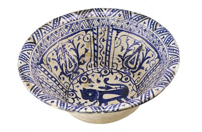 Basin for a mosque