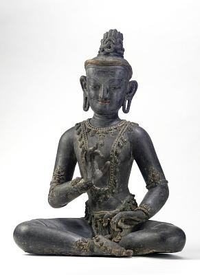 Nepalese-Chinese-style bodhisattva
